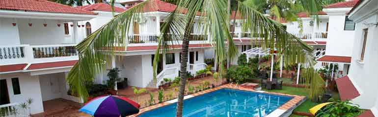 Villas in Goa, 3&4 Bedroom Luxury Villa In Arpora Goa