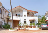 Villas in Goa,  		2 Bedroom Luxury Villa In Candolim Goa