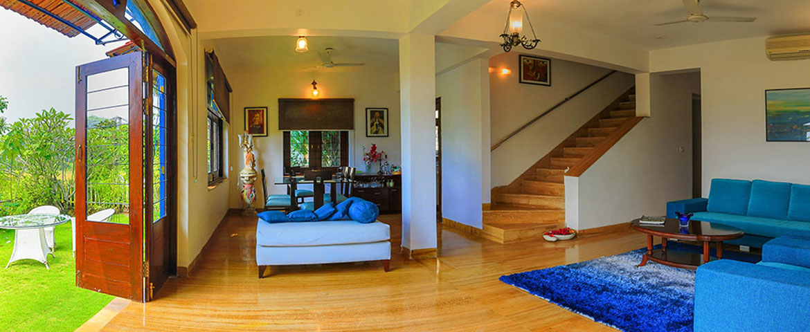 Villas in Goa, 3BHK Luxury Villa Saligao Goa