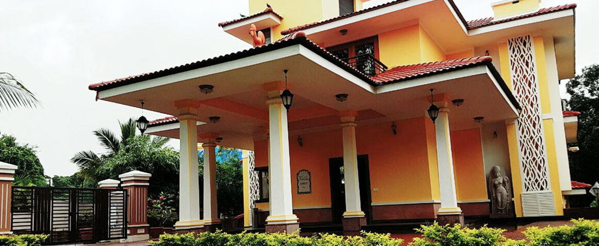4 BHK Villa In Goa