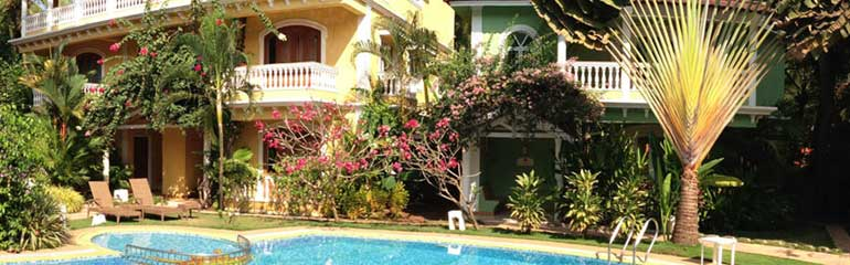 Villas in Goa, 3 BHK Nagao Goa Budget