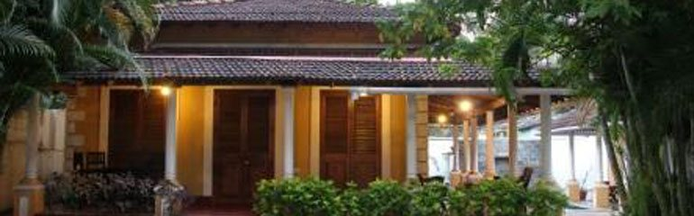 Villas in goa calangute