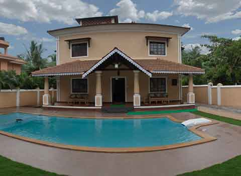 Villas in Goa 7 BHK