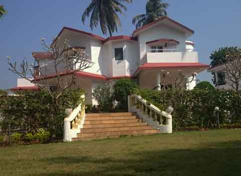 Villas in Goa 6 BHK