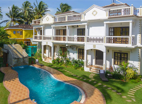3 BHK Villas in Goa