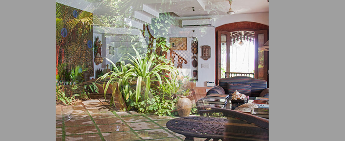 Villas in Goa, 1 Bedroom Luxury Villa In Nerul Goa