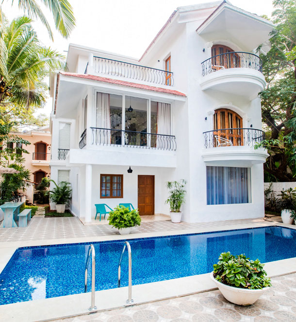 Villas in Goa about us
