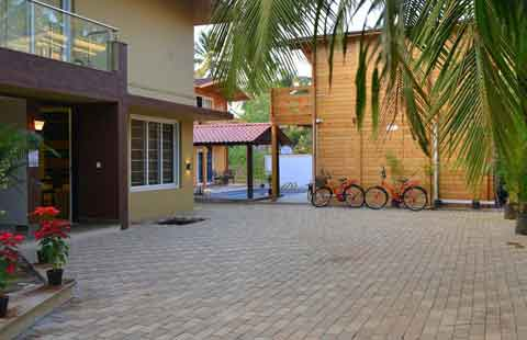2 BHK Villas in Goa