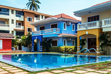 Service Apartment in Goa